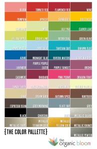 ColorSheet